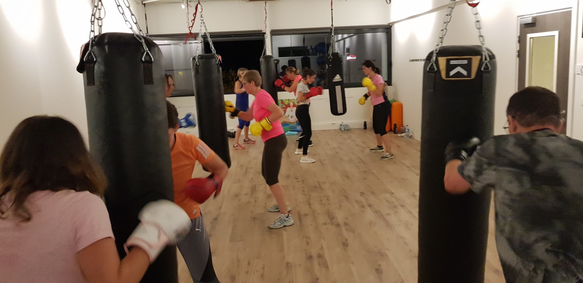 Body boxe training Strasbourg